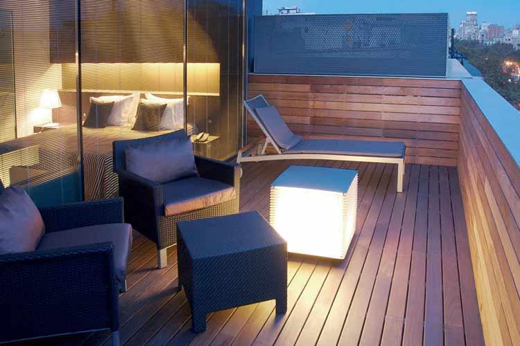 Terrace Room - Hotel Soho - Barcelona
