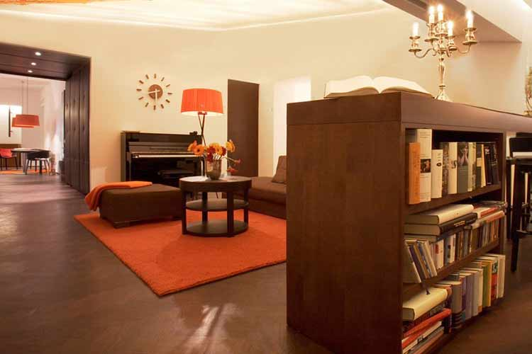 Living Room - Hollmann Beletage - Vienne