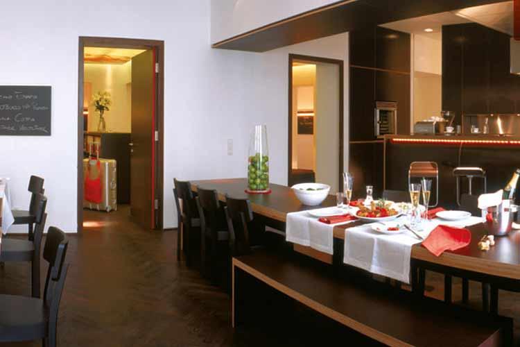 Breakfast Room - Hollmann Beletage - Vienne