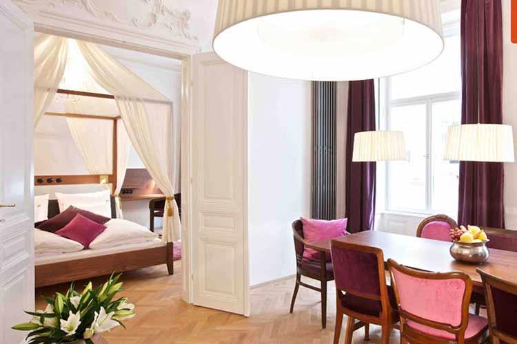 Spa Suite Séparée - Hollmann Beletage - Vienne