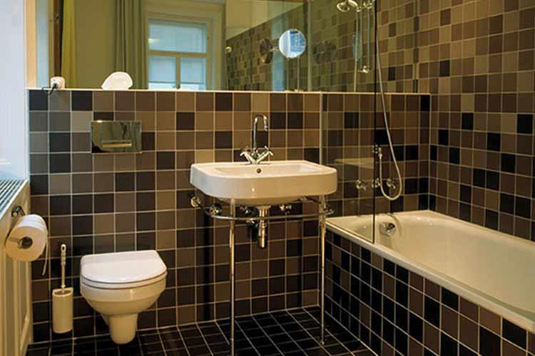 Bathroom - Hollmann Beletage - Vienne