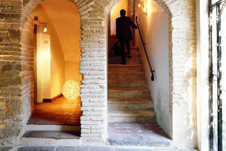 Staircase - Palacio del Bailío - Córdoba