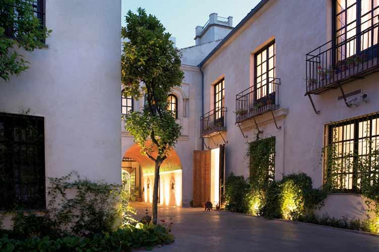 Exterior - Palacio del Bailío - Córdoba