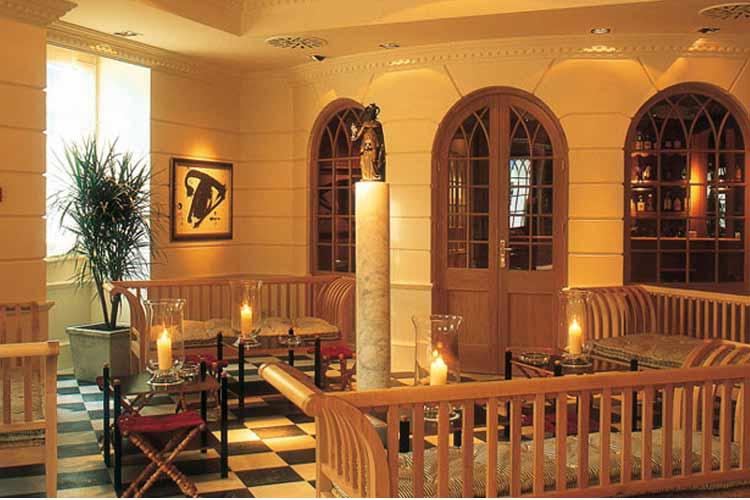 Hotel Adler Ein Boutiquehotel In Madrid