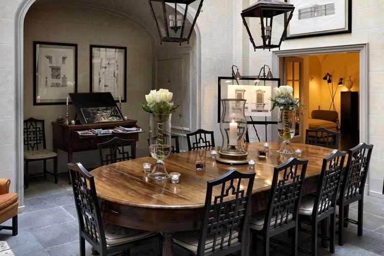 Living Room - JK Place Firenze - Florenz
