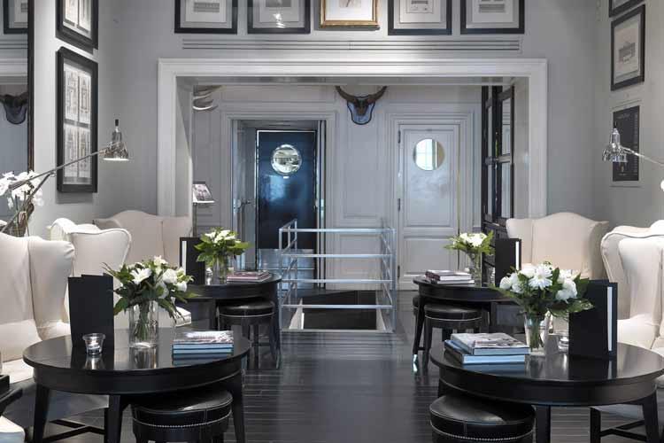 Lounge - JK Place Firenze - Florenz