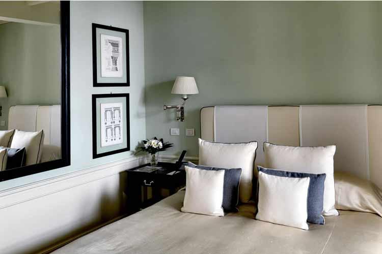 Double Superior Room - JK Place Firenze - Florenz