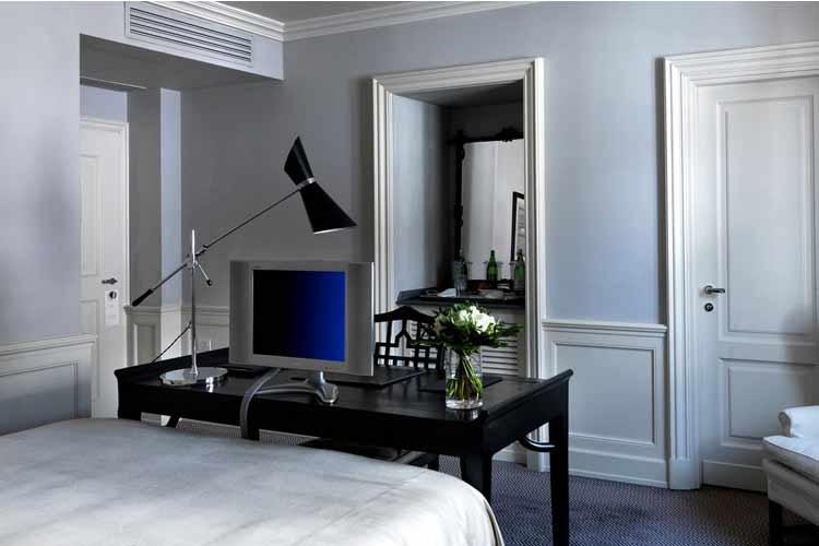 Double Deluxe Room - JK Place Firenze - Florenz