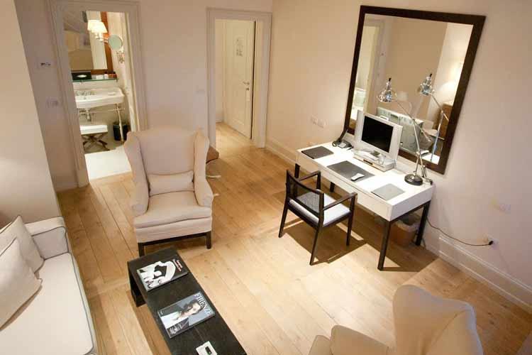 Junior Suite - JK Place Firenze - Florenz
