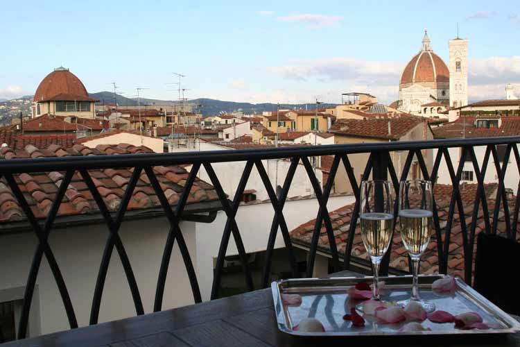 The Penthouse Views - JK Place Firenze - Florenz