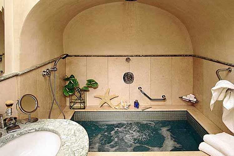 Junior Suite Bathroom - Hotel Costantinopoli 104 - Neapel