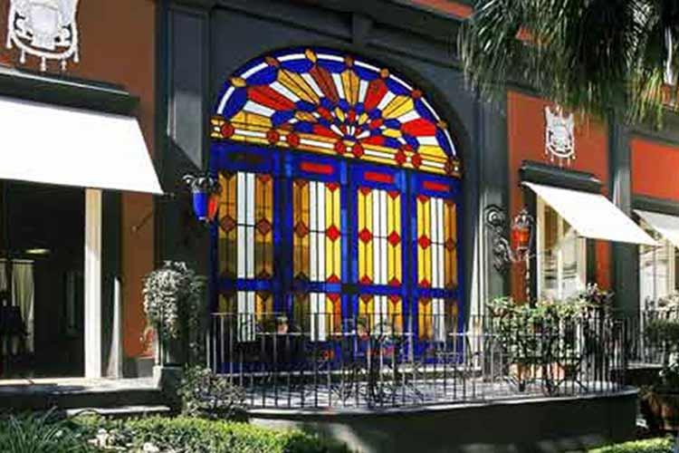 Entrance - Hotel Costantinopoli 104 - Neapel