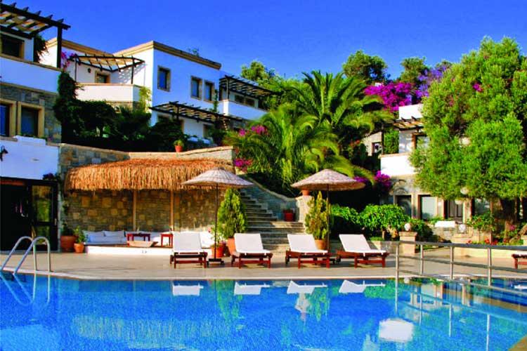 General View Pool - 4 Reasons Hotel & Bistro - Yalikavak