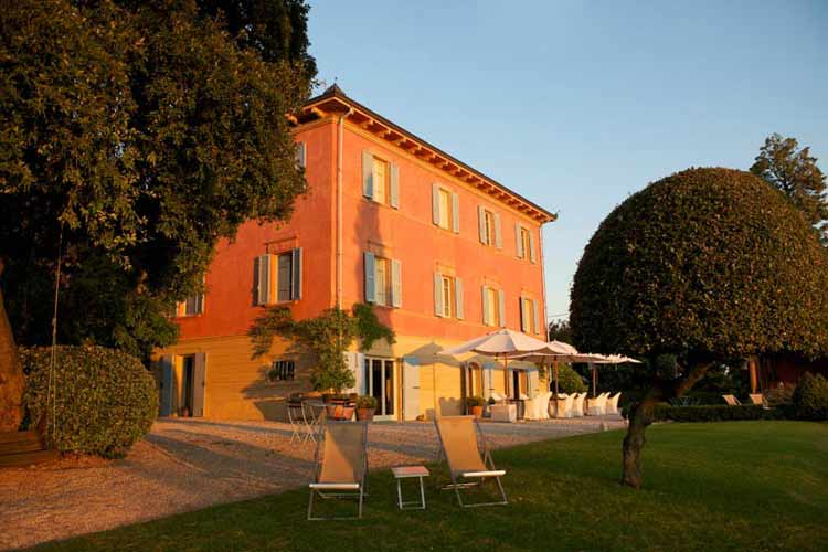 Villa Fontelunga A Boutique Hotel In Tuscany