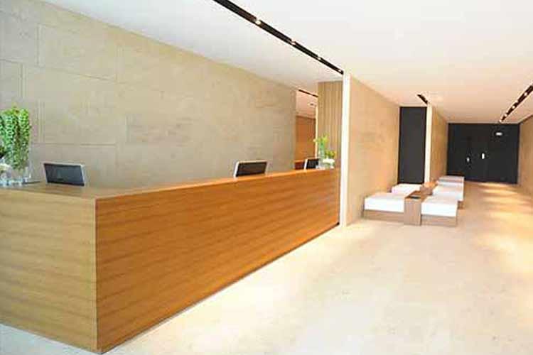 Front Desk - C-Hotel & Spa - Cassago Brianza