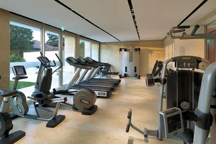 Fitness Room - C-Hotel & Spa - Cassago Brianza