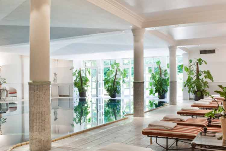 Alma schlosshotel im gr newald ein boutiquehotel in berlin for Great small hotel