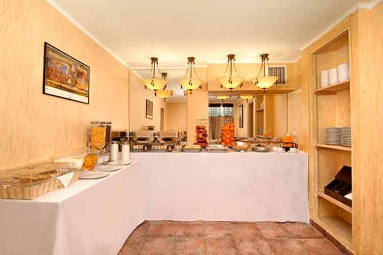 Breakfast - Acropolis Museum Boutique Hotel - Athens