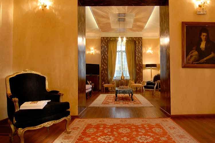Corridor - Acropolis Museum Boutique Hotel - Athens