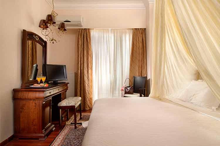 Standard Double Room - Acropolis Museum Boutique Hotel - Athens