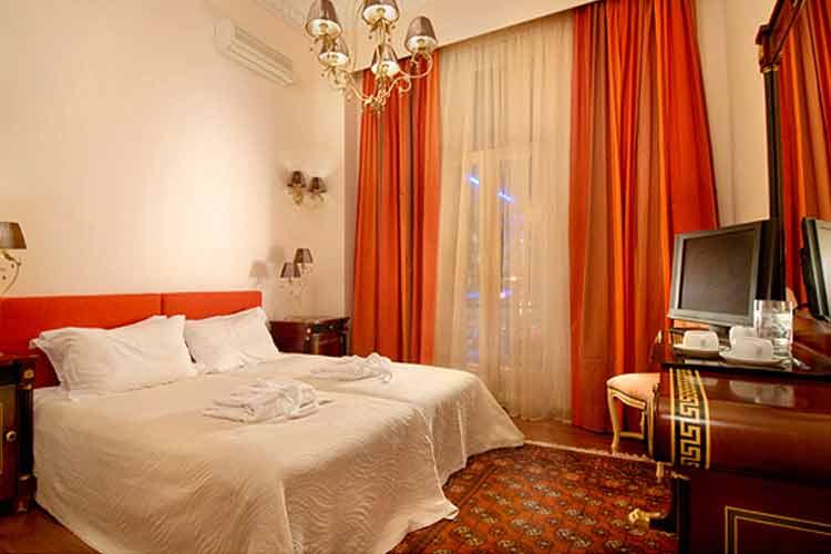 Family Room - Acropolis Museum Boutique Hotel - Athens