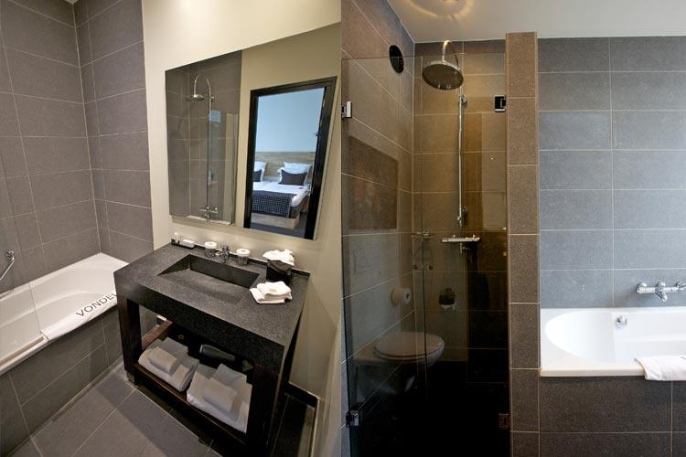 Bathroom - Hotel Roemer - Amsterdam