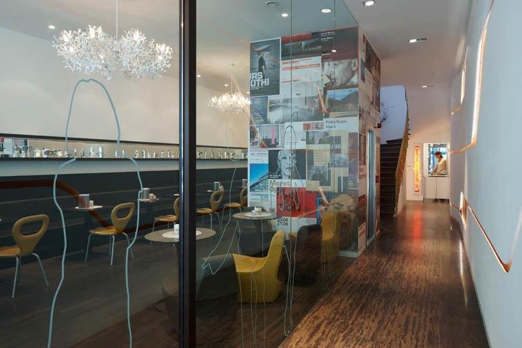 Entrance - Art & Design Boutique Hotel ImperialArt - Merano