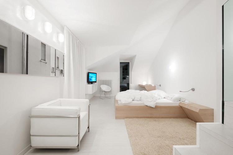 Penthouse Room 42 - Art & Design Boutique Hotel ImperialArt - Merano