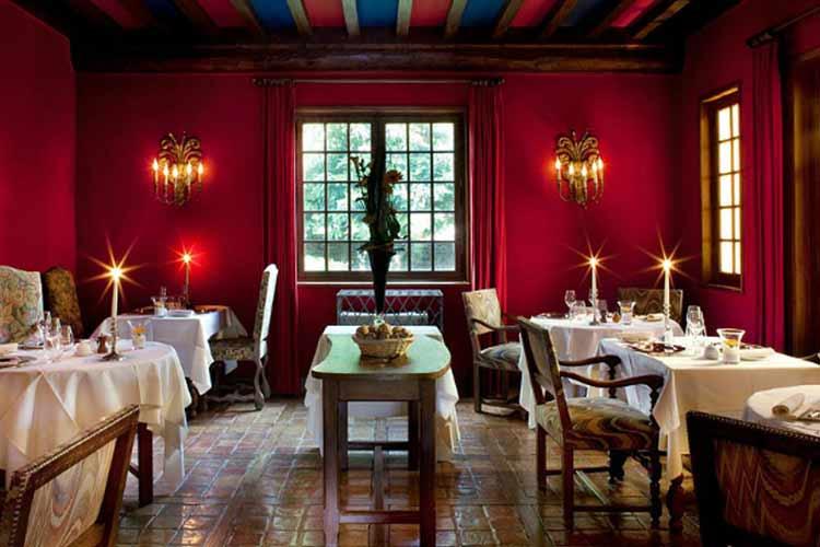 Restaurant - Château d'Igé - Igé