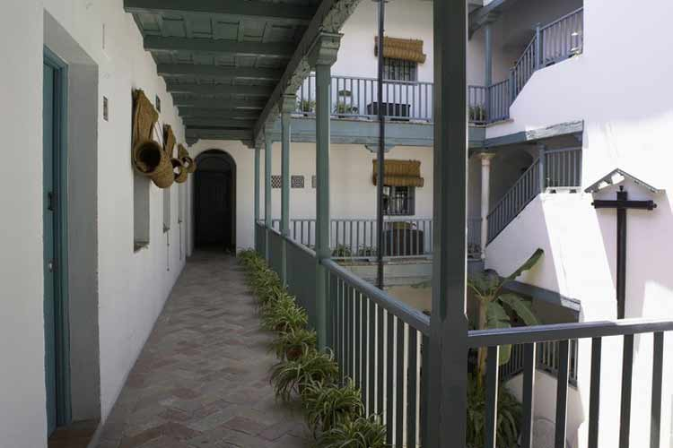 Las casas del rey de baeza a boutique hotel in seville - Las casa del rey de baeza ...