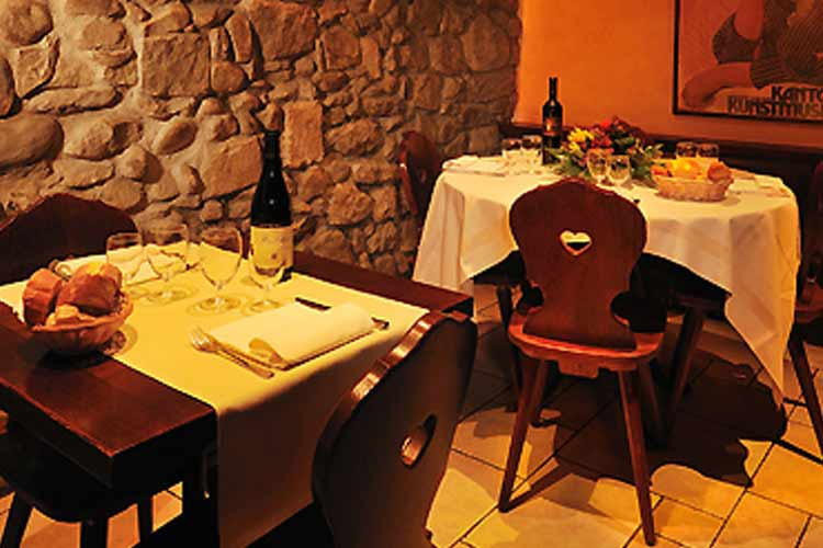 Restaurant - Hotel les Armures - Genf