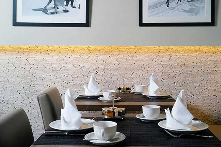 Breakfast Room - Hotel les Armures - Genf
