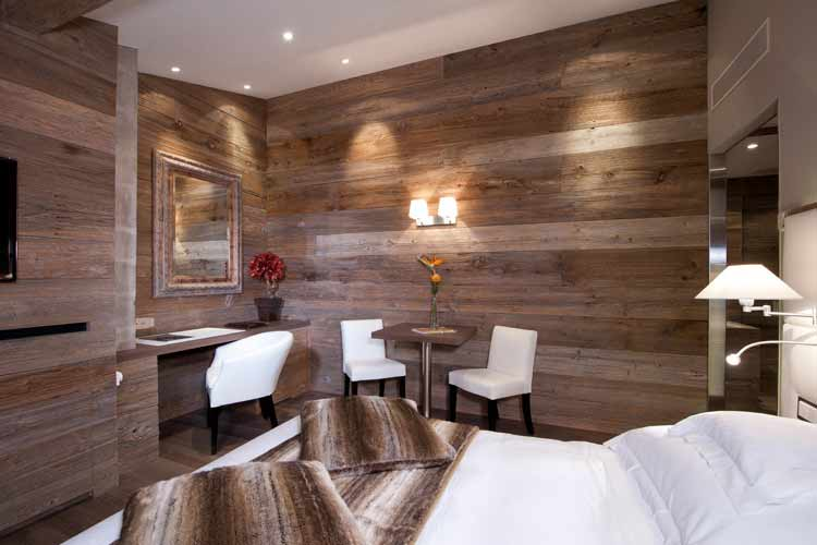 Double Room - Hotel les Armures - Genf