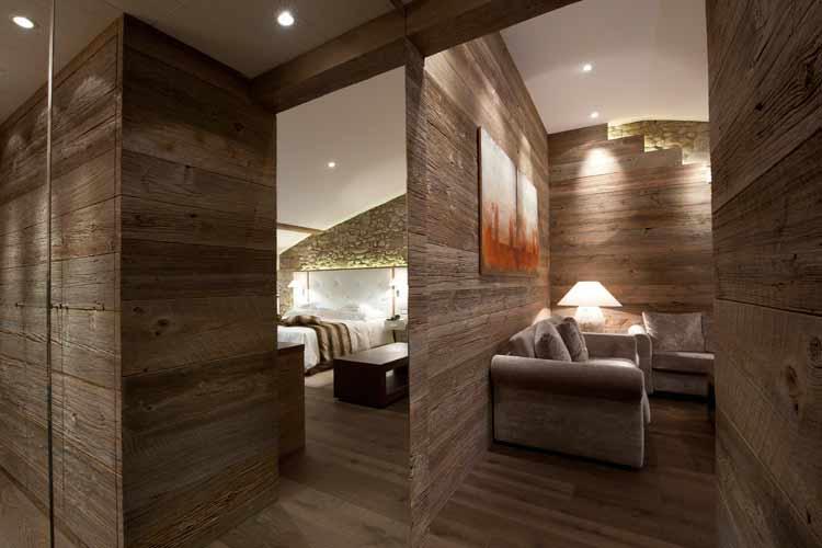 Suite - Hotel les Armures - Genf