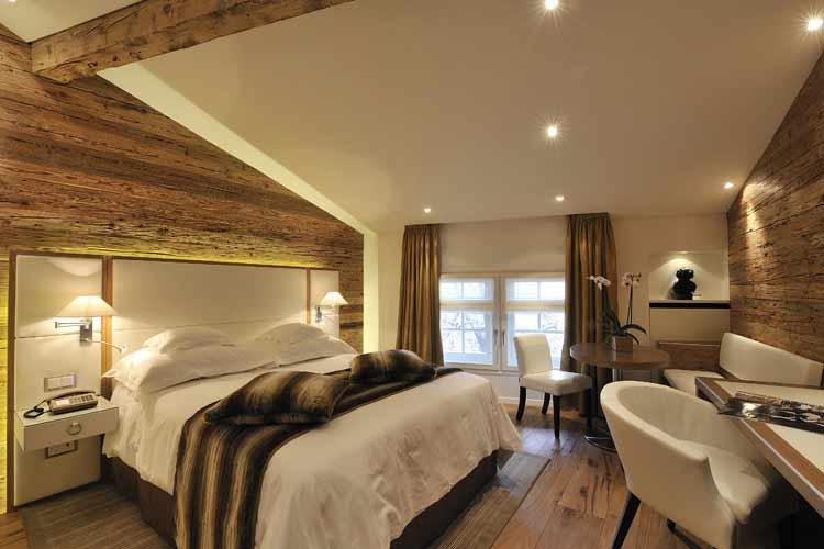 Suite Prestige - Hotel les Armures - Genf