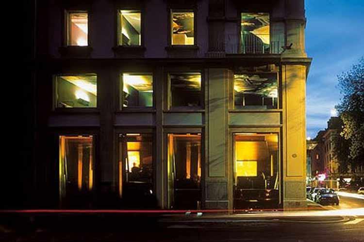 Facade - The Hotel - Luzern