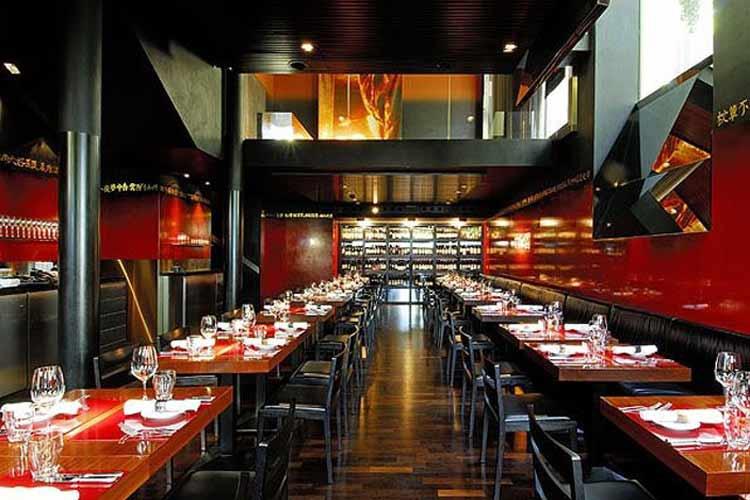 Restaurant - The Hotel - Luzern