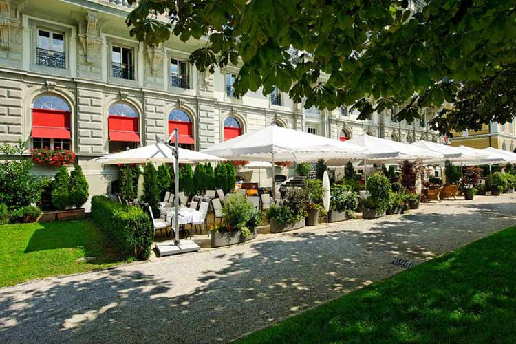 Grand hotel national luzern a boutique hotel in lucerne for Small great hotels