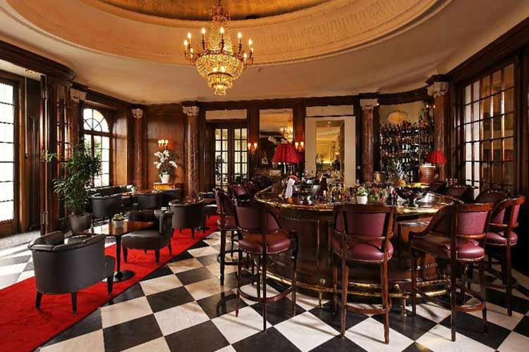 Bar - Grand Hotel National Luzern - Luzern