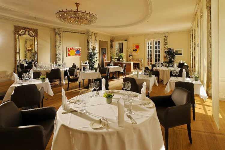 Restaurant - Grand Hotel National Luzern - Luzern