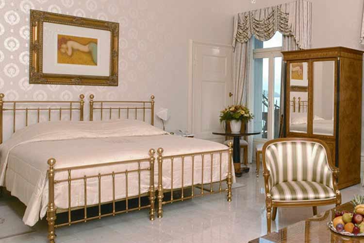 Junior Suite - Grand Hotel National Luzern - Luzern