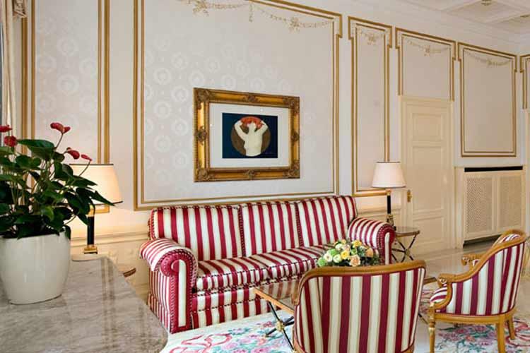 Deluxe Junior Suite - Grand Hotel National Luzern - Luzern