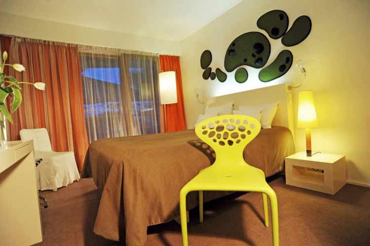 Superior Double Room - Lanchid 19 Design Hotel - Budapest
