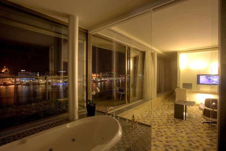 Suite - Lanchid 19 Design Hotel - Budapest