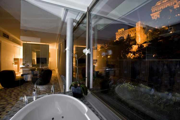 Business Suite - Lanchid 19 Design Hotel - Budapest