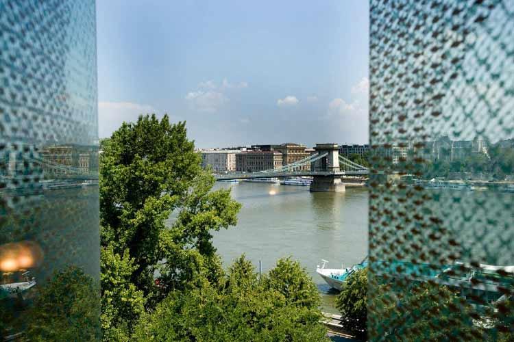 Views - Lanchid 19 Design Hotel - Budapest