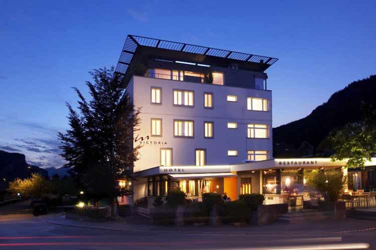 Facade - Hotel Victoria Meiringen - Meiringen