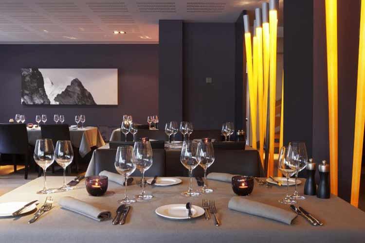 Restaurant - Hotel Victoria Meiringen - Meiringen