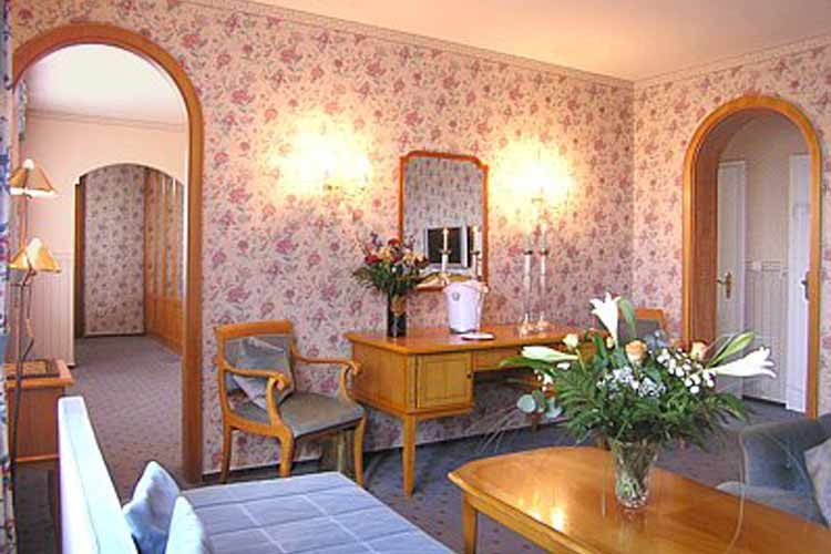 Suite - Burg-Hotel - Rothenburg ob der Tauber