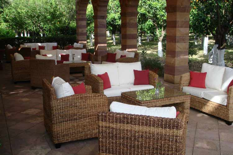 Terrace - Argentikon Luxury Suites - Kampos